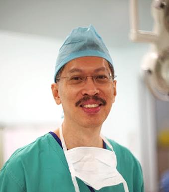 Dr Richard Sim